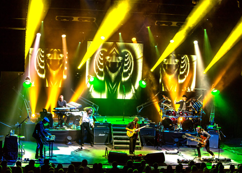 Steve Hackett's Genesis Revisited at Hammersmith Apollo