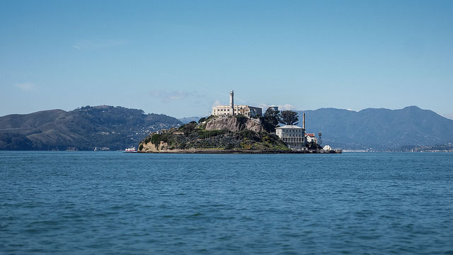 View of Alcatraz Photo by Lyndsay Radnedge