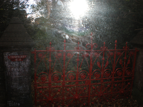 Gates to Strawberry Field