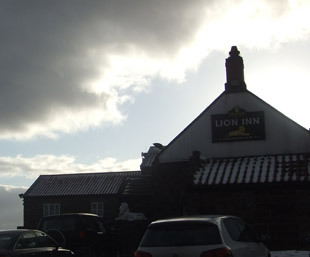 Haunted Lion Inn