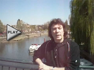 Click Here to view video: Steve reminisces about Eel Pie Island and its famous blues club