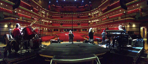 Behind the scenes at Birmingham Symphony Hall