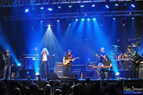 Genesis Revisited at the Arcada, St Charles with guests Francis Dunnery and Dave Kerzner