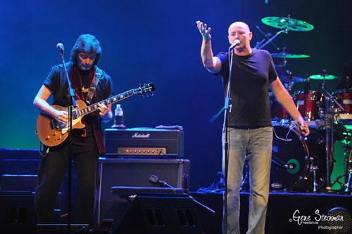 Genesis Revisited at the Arcada, St Charles with special guest Francis Dunnery