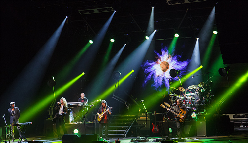 Genesis Revisited show, Hammersmith