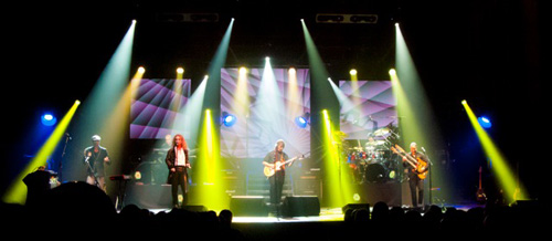 Genesis Revisited show, Liverpool