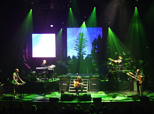 Genesis Revisited show, Cardiff