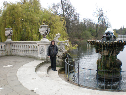Italian Fountains and Serpentine
