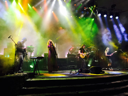 Steve Hackett's Genesis Revisited - Loreley Night of the Prog
