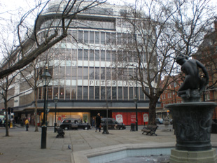 Peter Jones and Sloane Square