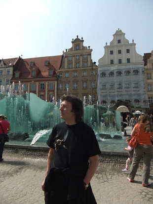 Beautiful Wroclaw!
