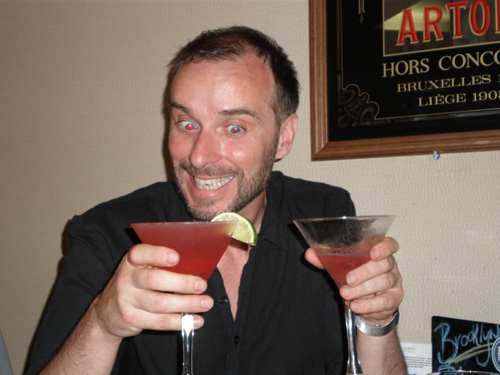 Rob's evil cocktail