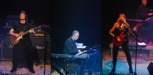 Steve Hackett | Roger King | Amanda Lehmann - The Stables at Milton Keynes