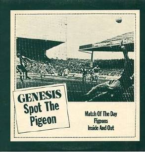 Spot the Pigeon, Genesis