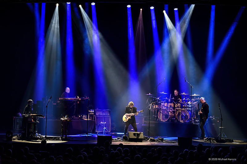Genesis Revisited Selling England By The Pound 2020 - Warner Theatre, Washington, DC, USA - March 2020