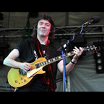 Steve Hackett Band, Abbey Fest, Bury St Edmunds, UK, July 2012