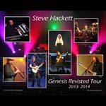 Steve Hackett photography and artwork by Gene Steinman