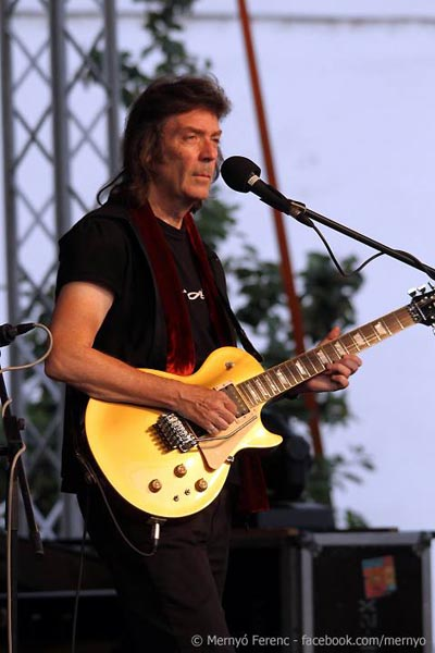 Djabe with Steve Hackett - July 2014
