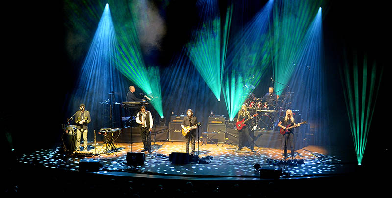 Genesis Revisited with Classic Hackett Tour 2017/18 - UK - Reading, Birmingham, Sheffield, Bristol and Manchester - May 2017