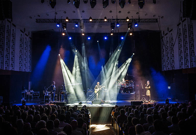 Genesis Revisited with Classic Hackett Tour 2017 - UK - Liverpool, Portsmouth and Southend - May 2017