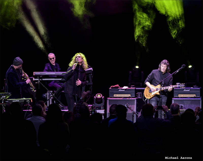 Genesis Revisited with Classic Hackett Tour 2017/18 - Ridgefield Playhouse, Ridgefield, CT, USA - February 2017
