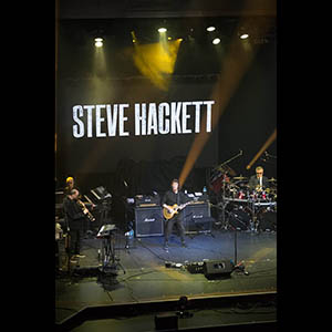 Genesis Revisited with Classic Hackett - Cruise to the Edge, Nashville and Ridgefield - February 2018