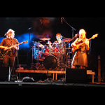 Steve Hackett Band, Casalmaggoire, Italy, July 2009