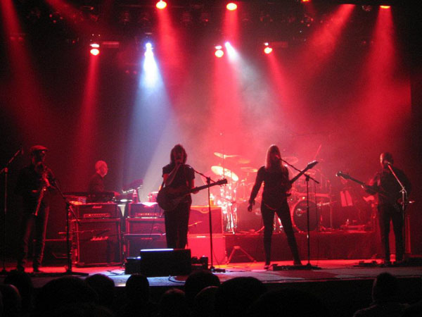Steve Hackett Band, Filmore Club, Cortemaggiore, Italy - April 2012