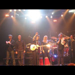 Steve Hackett Band, Cortemaggiore, Italy, April 2012