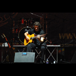 Steve Hackett Acoustic Trio, Sicily, Italy, July 2011