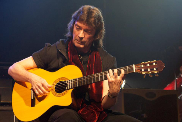 Steve Hackett Band, The Maltings, Farnham, UK - February 2012