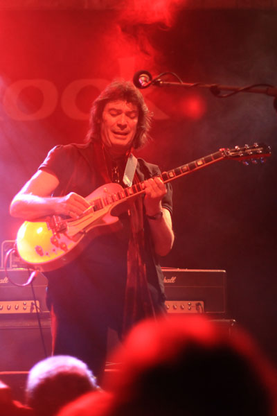 Steve Hackett Band, The Brook, Southampton, UK - February 2012