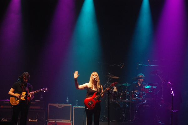 Steve Hackett Band, UEA, Norwich, UK - February 2012