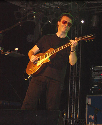 Steve at Classic Rock Festival, Malta
