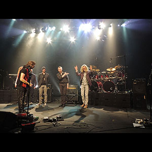 Steve Hackett Acolyte to Wolflight with Genesis Revisited, Canada - Ontario and Oakville - November 2015