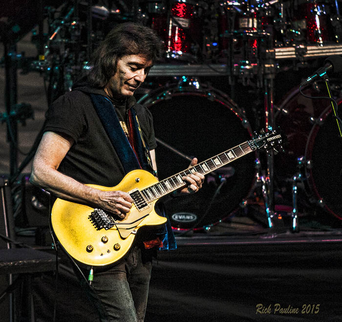 Steve Hackett Acolyte to Wolflight with Genesis Revisited Tour - Albany, NY, USA - November 2015
