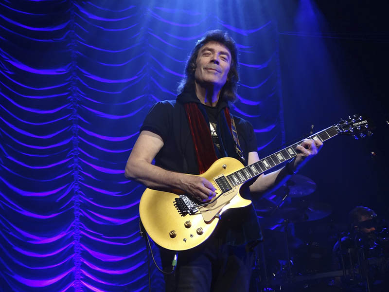 Steve Hackett Acolyte to Wolflight with Genesis Revisited Tour - Wilmington, DE, USA - November 2015