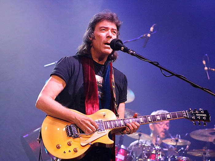 Steve Hackett Acolyte to Wolflight with Genesis Revisited Tour - Lynn, MA, USA - November 2015