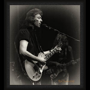 Steve Hackett Acolyte to Wolflight with Genesis Revisited, USA - Lynn, Glenside, Collingswood and Red Bank - November 2015