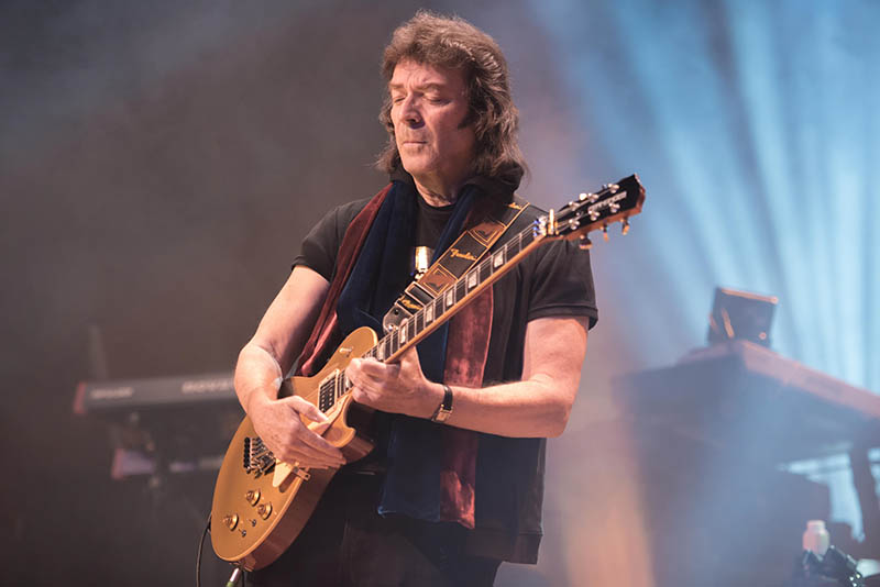 Steve Hackett Acolyte to Wolflight with Genesis Revisited Tour - Collingswood, NJ, USA - November 2015