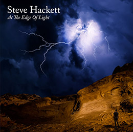 Steve Hackett - At The Edge Of Light - Studio album