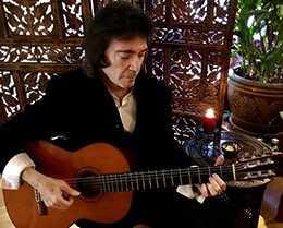 Steve Hackett - Andalusian Heart