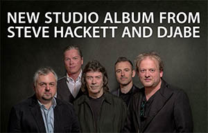 Steve Hackett and Djabe - Life is a Journey