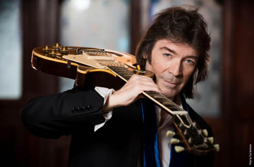 Steve Hackett's Wolflight related videos launched