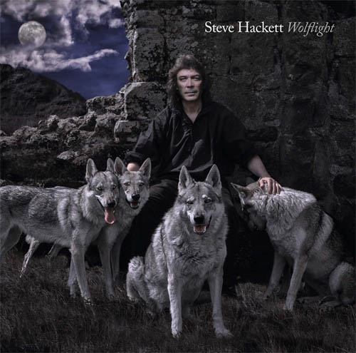 Steve Hackett's new solo album - Wolflight