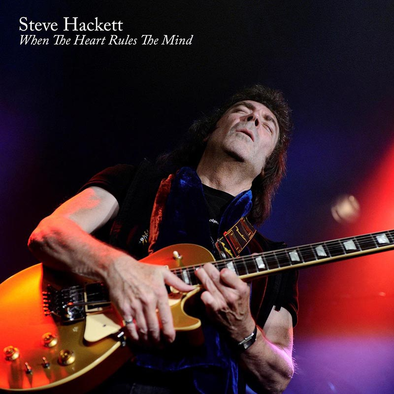 Steve Hackett - When The Heart Rules The Mind