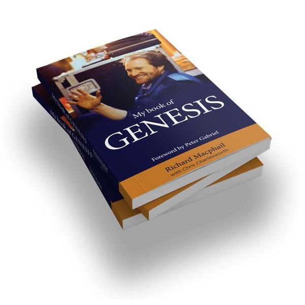 My Book of Genesis - by Richard Macphail with Chris Charlesworth