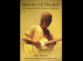 Sketches of Hackett - The Biography by Alan Hewitt