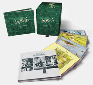 Genesis Box Set 1970-1975 Click here to buy