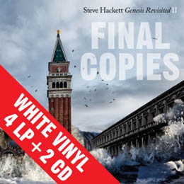 Genesis Revisited II - The Final Vinyl! Click here to order